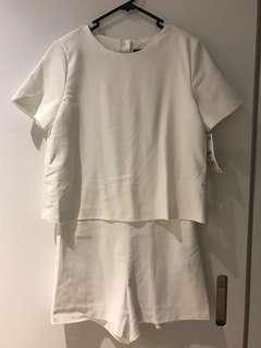 Brand new Zara jumpsuit