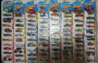 Hotwheels car 80pcs