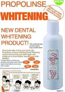Propolinse Dental Whitening Mouth Wash