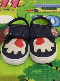 🚚 全新 大象牛仔學步鞋