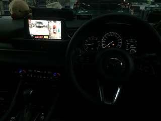 Mazda 6👉2018 Installed 1080P Super HD Night Vision 360 All View Camera 3D,Helps With Parking N Driving N Products With Driving Recorder 4 Camera
