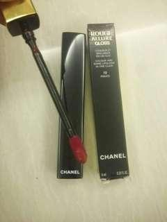 Chanel rouge allure lipgloss warna no 19 Pirate