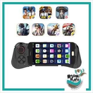 MOCUTE 058 Telescopic Universal Wireless Bluetooth Joystick Gamepad Controller