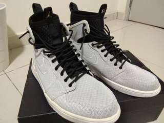 8038bf3d4c61 Air Jordan 1 Ultra High White
