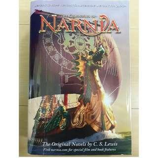 The Chronicles of Narnia (Books 1 -7)