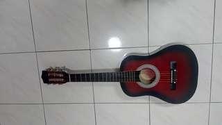 Guitar Acoustic kecil