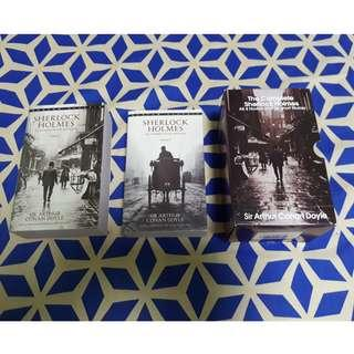 Sherlock Holmes The Complete Novels & Stories (Book Set Vol 1 and Vol 2)