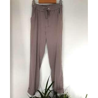 Dynamite Taupe Joggers