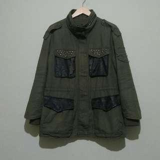 Outer Parka Jacket Army Original