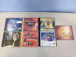 Disney Original Audio CDs