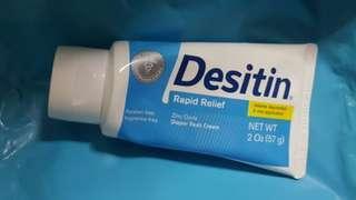 To bless - Desitin diaper rash cream 2 oz (57g)