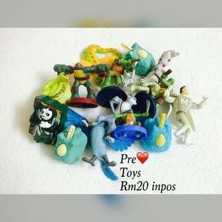 Toys freepos