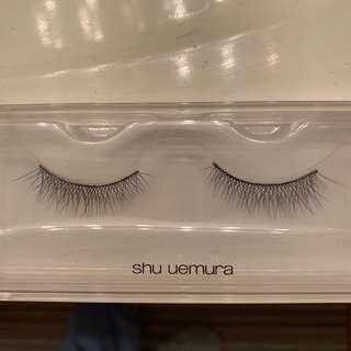 Shu Uemura false eyelash in soft cross
