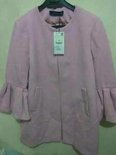 Jaket outerwear zara women original and new