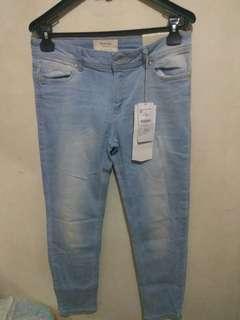 Celana jeans Stradivarius original and new