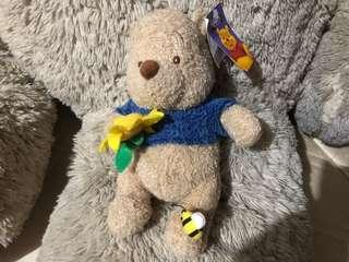 Pooh Bear (with tag)
