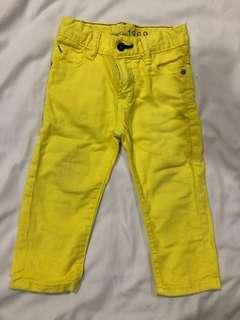Preloved Baby Gap Jeans 18-24Months