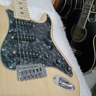 Stadd Strat Electric Guitar