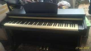 Piano merk KDY made in korea,murah
