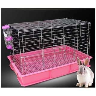CNY SALES!!  Rabbit / Guinea Pig / Hedgehog Cage 60cm