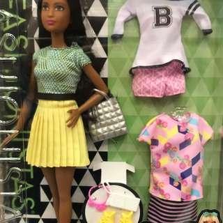 Barbie Fashinista