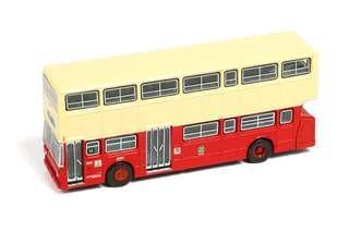巴士模型 Tiny 平頂寶