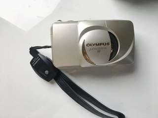 🚚 [生活防水輕便]Olympus µ [mju:] zoom 140VF 變焦金喵 底片相機
