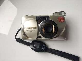 🚚 [送遙控] Olympus µ [mju:] zoom 140VF 變焦喵 底片相機
