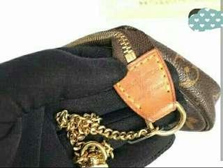Authentic Louis Vuitton Pochette Mini