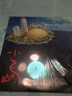 黑膠唱片80年代小島樂隊 絕版