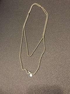 TIFFANY AND CO. BEAD NECKLACE