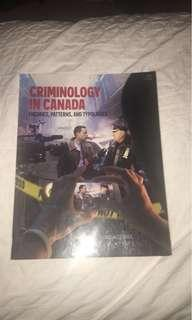 Crime in Canada CRM 101