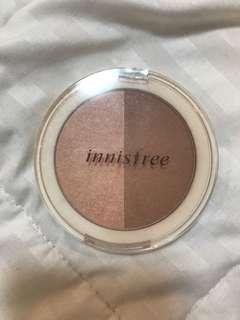Innisfree Highlight and Contour Face Designing Duo