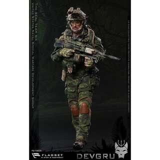 [PREORDER] Flagset FS-73020 - SEAL Team 6 (United States Naval Special Warfare Development Group)