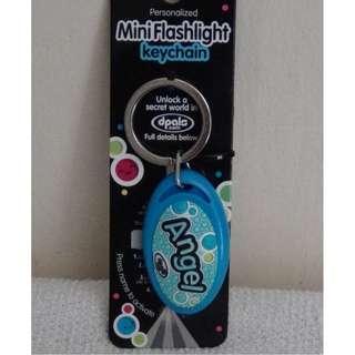DPALS Mini Flashlight Keychain