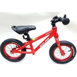 SOLAR B 小童鋁合金平衡車  #平衡車 #滑步車 #PushBike