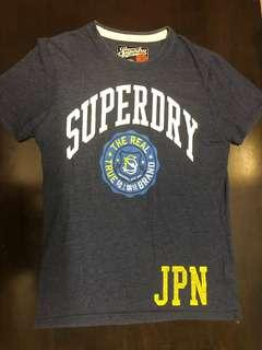 Authentic superdry t-shirt