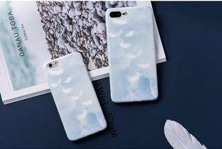 PO: Dream Catcher Blue iPhone Case