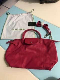 🚚 Longchamp 小羊皮(正品)二手包