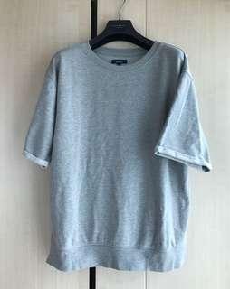 Women's top 灰色女裝上衣 (#跟我一起半價出清)