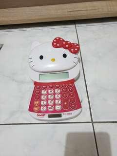 Kalkulator hellokitty