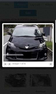 Toyota Estima Aeras for Personal / PHV ready