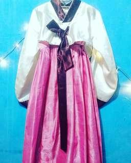 Dress hanbok set