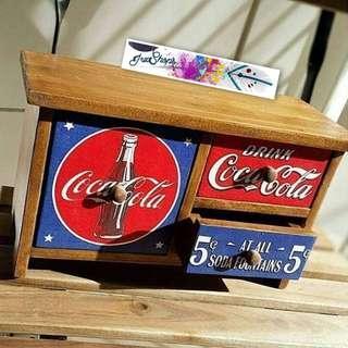 Rack rak laci drawer tempat penyimpanan lemari cupboard