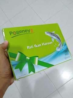 Polleney (Pati Ikan Haruan)