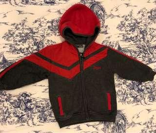 LONSDALE KID JACKET FITTING 5-6 years old