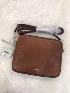 Original Fossil Sydney Crossbody Bag (Brown Color) - LAST Piece #CNY888