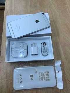 🚚 I6 Plus 64GB 銀色IPhone