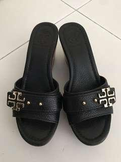 Tory Burch wedge