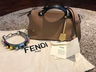 Fendi by the way (two tone)+extra strap